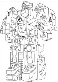 Power Rangers Coloring Pages Printable Power Ranger Coloring Pages