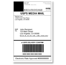 Media Mail Rates 2018 Chart Usps Media Mail Its Rates Delivery Time Rules Restrictions