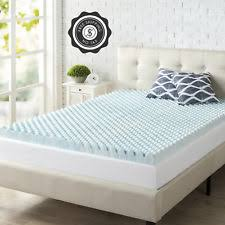 firm mattress topper. Simple Topper 3 Inch Supportive Comfort Foam Mattress Topper Pad Bed Cushion Orthopedic  Firm In