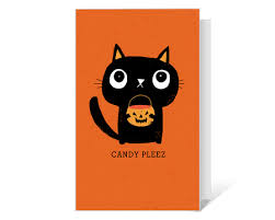 American Greetings Templates Printable Halloween Cards Print Frightful Greetings At