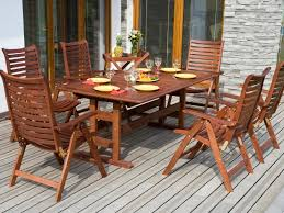 Refinishing Wooden Outdoor Patio Furniture