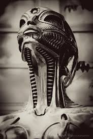 rosa s yummy yums a photographic essay biomechanoid sculpture  giger s biomechanoid statue chur switzerland