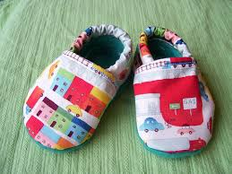 Baby Booties Sewing Pattern Delectable DIY Baby Booties Tutorials And Free Patterns Frugal Family Fair