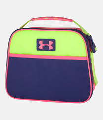under armour lunch box. purple, zoomed image under armour lunch box