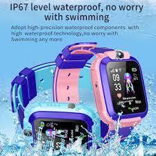 Đồng hồ định vị trẻ em GPS Tuxedo T12-Chính xác thân thiện-Hàng Chính Hãng  - Đồng Hồ Thông Minh