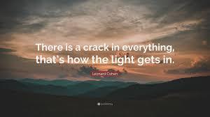 Cohen Crack Light