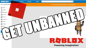 How To Get Roblox In Roblox How To Get Unbanned On Roblox Youtube