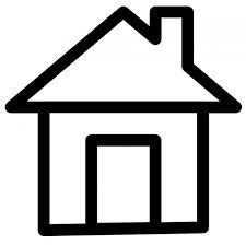Disegno Di Casa Da Colorare Per Bambini Disegnidacolorareonlinecom