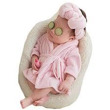 newborn photography prop bathrobe