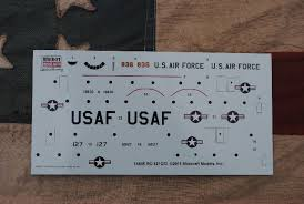 The international phonetic alphabet (ipa) is a standardized system of pronunciation (phonetic) symbols used, with some variations, by many dictionaries. Minicraft Mmi14645 Usaf Rc 121 C D Model Airplane
