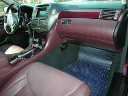 Lexus Leathers Woodtrims Paint Types Combinations