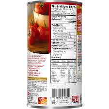 Campbells Condensed Family Size Tomato Soup 23 2 Oz