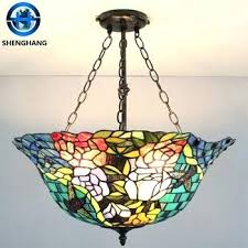 tiffany hanging lamps antique chandeliers hanging glass ball lamp style hot pendent light