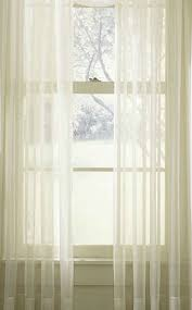 pale cream sheer plain voile curtain window panel 10 sizes inc extra wide extra long this panel size 300x280cm 118x110 co uk kitchen home