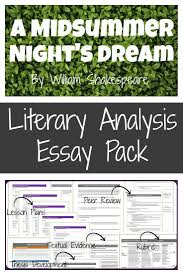 midsummer nights dream essay best images about a midsummer  17 best ideas about peer review creative writing a midsummer night s dream essay pack perfect