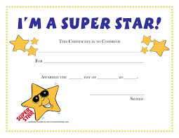 Children Certificate Template Free Printable Childrens Certificates Templates Reeviewer Co