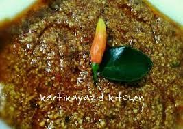 Praktikkan resep sambal pecel pedas di rumah. Resep Bumbu Pecel Pedas Manis Enak Kiriman Dari Kartika Yazid Lindawati