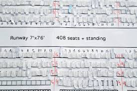 Fashion Show Seating Chart Template Report The Truth About Your Seat At Fashion Week