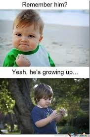 All Grown Up! Memes. Best Collection of Funny All Grown Up! Pictures via Relatably.com