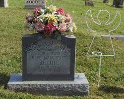 Olive Marguerite Daugherty Beedie (1912-1973) - Find A Grave Memorial