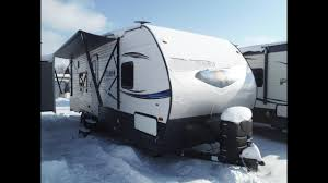 2018 puma xle 23sbc ultra lite toy hauler c out rv in stratford
