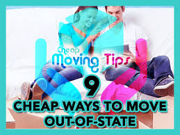 9 Cheap Ways To Move Out Of State 2019 Edition Big
