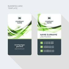 Business Id Template Modern Creative And Clean Two Sided Business Card Template