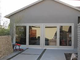 garage door conversion to patio fluidelectric