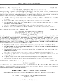 Sales Executive Sample Resume Marketing Sales Executive Resume Example