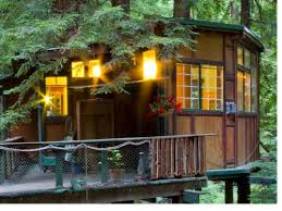 Americau0027s Coolest Houses  Travel  LeisureLargest Treehouse In America