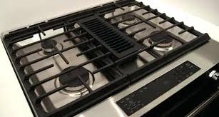 cooktop with vent. Induction Cooktop With Downdraft Vent For Slide In Range Amazing No Required Offers New Ranges
