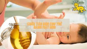 Dứt điểm với 6 cách chữa táo bón cho trẻ tại nhà