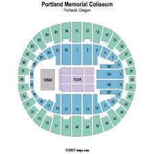 Portland Memorial Coliseum Events And Concerts In Portland