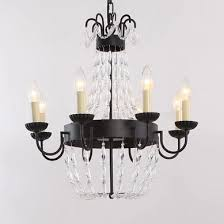 europe country light pendant led light candles chandeliers and ceiling black crystal chandelier for bedroom black wrought iron chandelier pendant track