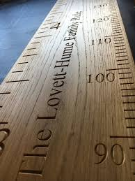 Fully Engraved Solid Oak Childrens Personalised Wooden