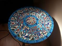 mosaic table weekend diy project projects try dma homes regarding tables designs 3
