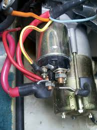 mercruiser with volvo accessories hard to start volvo penta starter motor wiring diagram Volvo Penta Starter Wiring #13