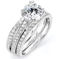 michael m diamond ring