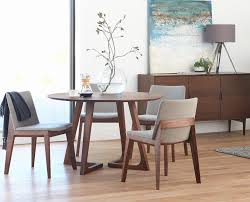 room and board round dining table designs