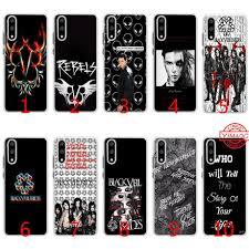 black veil brides soft silicone phone case for huawei p10 p20 lite p8 p9 lite 2016 2016 2017 p smart cover cell phone cases covers cell phone case covers
