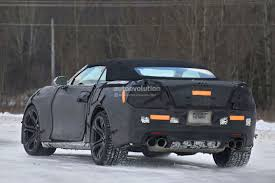 2017 Chevrolet Camaro ZL1 Convertible Spied Testing Its ...