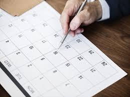 cómo escribir y unciar las fechas en inglés con ejemplos