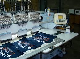 Barudan Sewing Machine