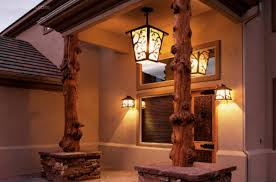 hammerton lighting.  lighting matching outdoor wall sconces and a pendant fixture from the hammerton log  u0026amp timber collection in lighting r