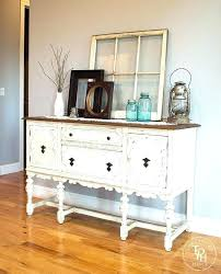 white buffet sideboard furniture sideboards kitchen and buffets antique hutch table furnitu distressed buffet