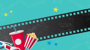 Movie Powerpoint Template Movies Tv Powerpoint Templates Google Slides Holidays