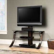 Fullsize Of Rousing Tv Stands 65 Inch Flat Screen At 55 Stand Costco  Transdeco  Black Inch Tv Stand F21