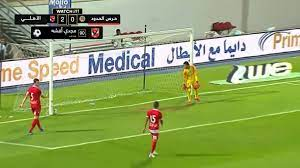 اهداف مباراة الاهلي وحرس الحدود (2-0) الدوري المصري - بطولات