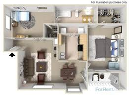 High Quality Visit This Spacious 2 Bedroom 1 Bathroom Apartment! Provides Private  Entrances, Screened Patio/balconies, Full Size Washer/dryer Connections   And More!