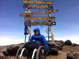 Ken Vaughn posted a story update on Kens Off Road Wheelchair Fund